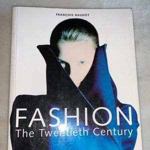 Fashion The 20th Century by Francois Baudot Book